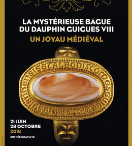 Exposition Bague Guigues VIII