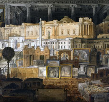 Vignette Roma moderna