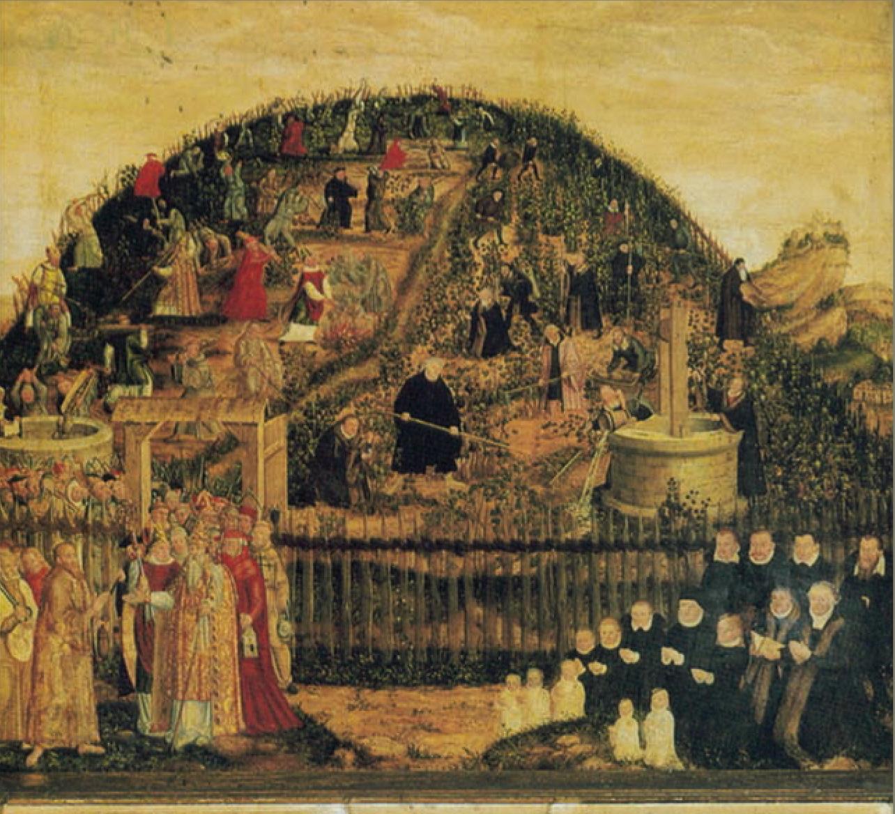 Le St Empire et la Réforme