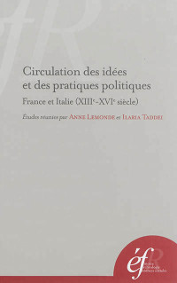 Circulation des idees