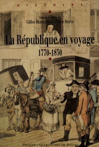 Republique voyage 2013