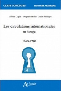 Circulations internationales en Europe 2011