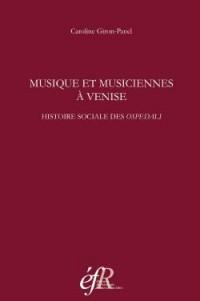 Giron-Panel Musique et musiciennes à Venise