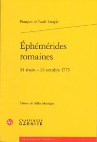 Ephemerides romaines - G. Montegre_Page_2