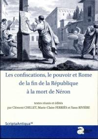 Les confiscations le pouvoir - Chillet Ferriès