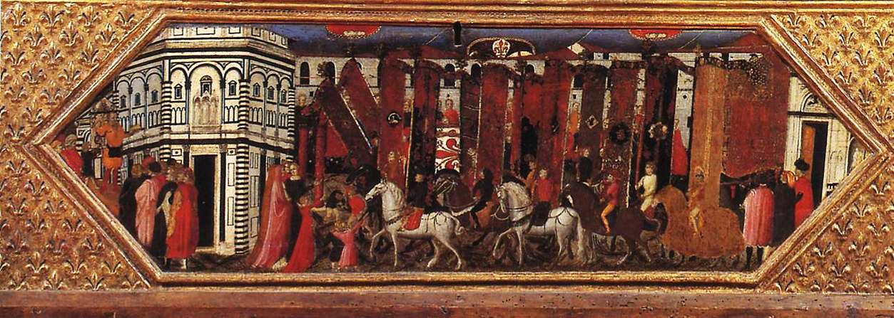 Théâtre, politique et société dans la Florence de la Renaissance