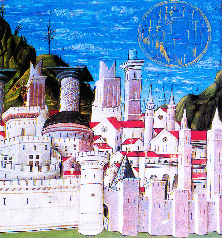 Rome au XVe siècle