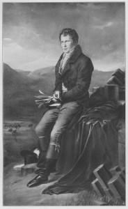 4b_Alexander von Humboldt in ganzer Figur