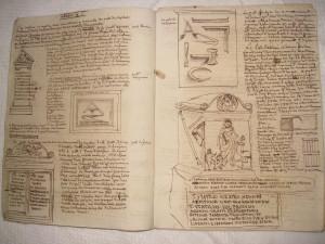 3_Rome, 18 septembre 1776. Extrait du 12e cahier des Éphémérides de Latapie