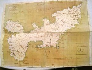 5_Carte manuscrite de l'île d'Elbe réalisée par Latapie en octobre 1775