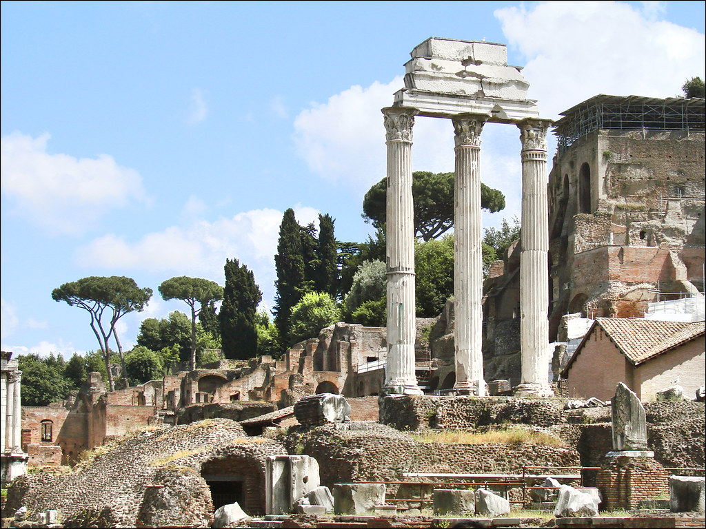 Vignette forum romain